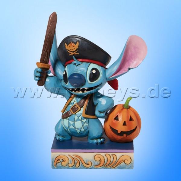 Disney Traditions - Lovable Buccaneer (Stitch als Pirat) von Jim Shore 6008987