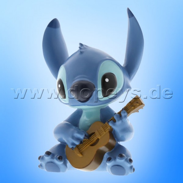 "Disney Showcase Collection von Enesco ""Stitch mit Gitarre"" Figur 6002188"