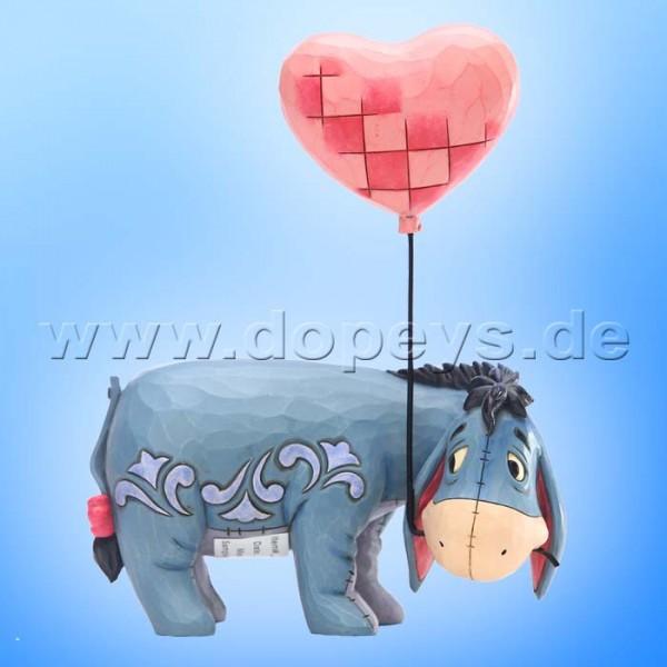 Love Floats (I-Aah mit Herzballon) Figur von Disney Traditions / Jim Shore - Enesco 6005965
