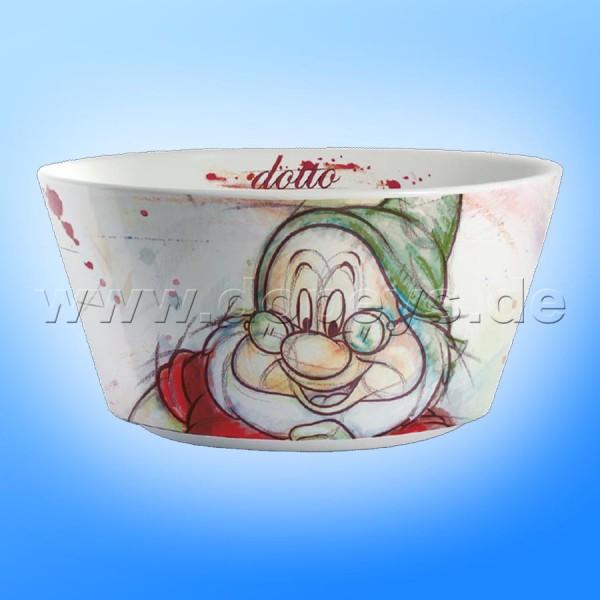 """Disney Müslischale / Müslischüssel """"Chef"""" im italienischen Design, 52 cl"""