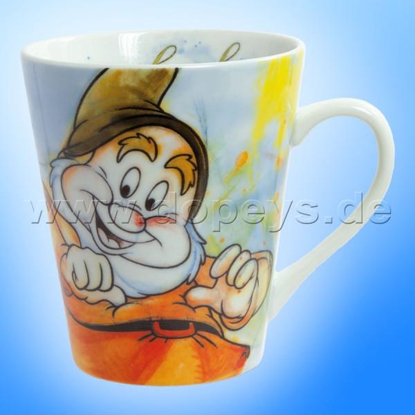 """Disney Tasse / Becher """"Happy"""" im italienischen Design, 38 cl"""