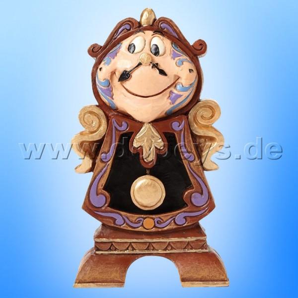 """Disney Traditions / Jim Shore Figur von Enesco.""""Keeping Watch (Herr von Unruh)"""" 4049621."""