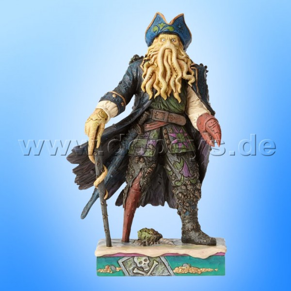 "Disney Traditions / Jim Shore Figur von Enesco ""Devil Of The Seas (Davey Jones)"" 4056759."