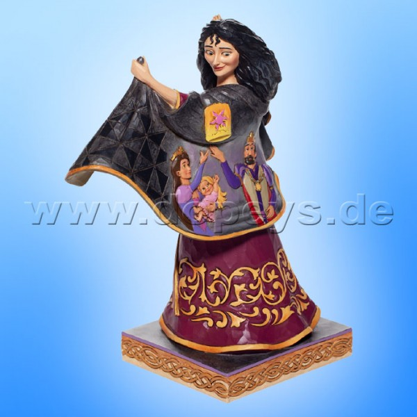 Disney Traditions - Maternal Malice (Mutter Gothel mit Rapunzel Szene) von Jim Shore 6007073