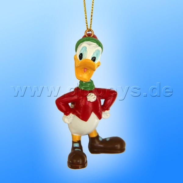 """Kurt S. Adler - Disney """"Weihnachts-Donald"""" Weihnachtsbaumanhänger / Ornament DN02006-D"""