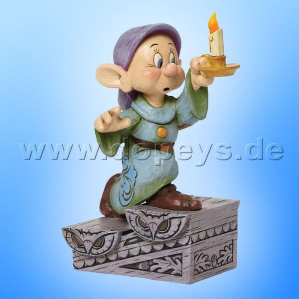 "Disney Traditions / Jim Shore Figur von Enesco ""A Light in the Dark (Seppl)"" 4043642."