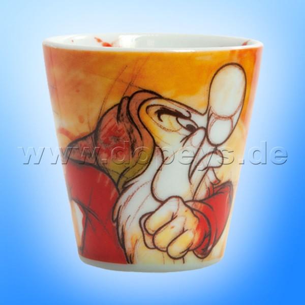 """Disney Espressobecher / Espresso Shot """"Brummbär"""" im italienischen Design, klein"""