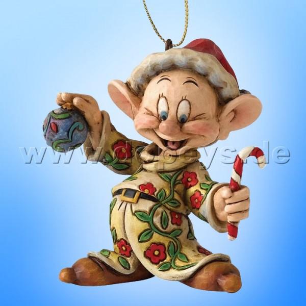 "Disney Traditions / Jim Shore Figur von Enesco ""Seppl Ornament Baumanhänger"" A9041."