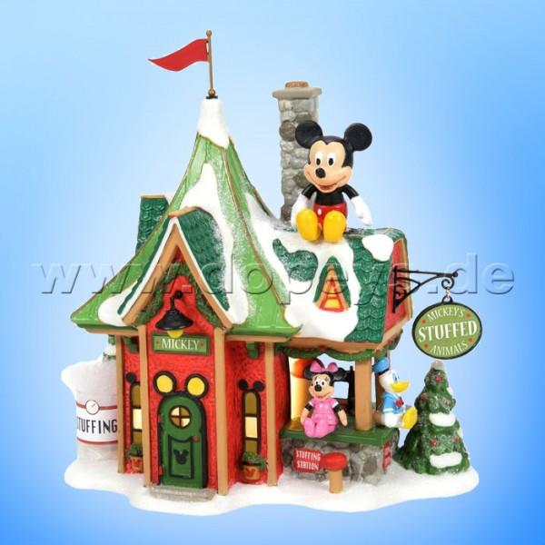 Disney Village - Mickey's Kuscheltier Werkstatt beleuchtet 6007614