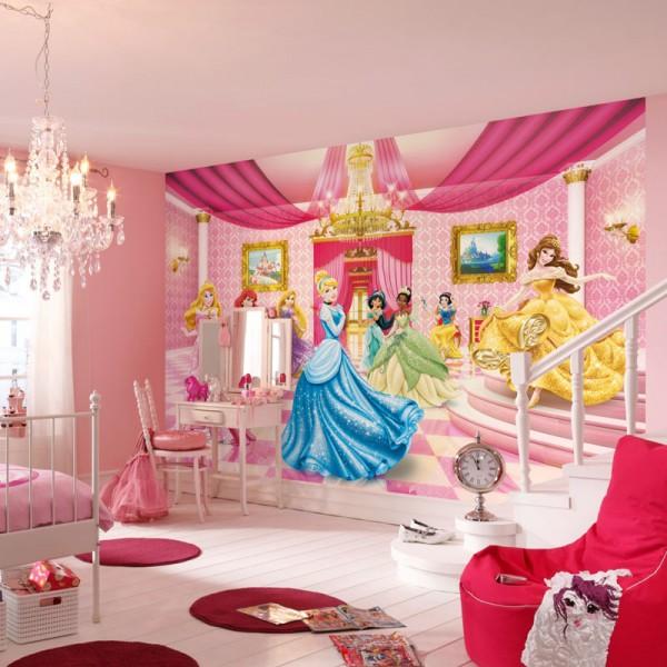 "Disney Fototapete ""Princess Ballroom"""