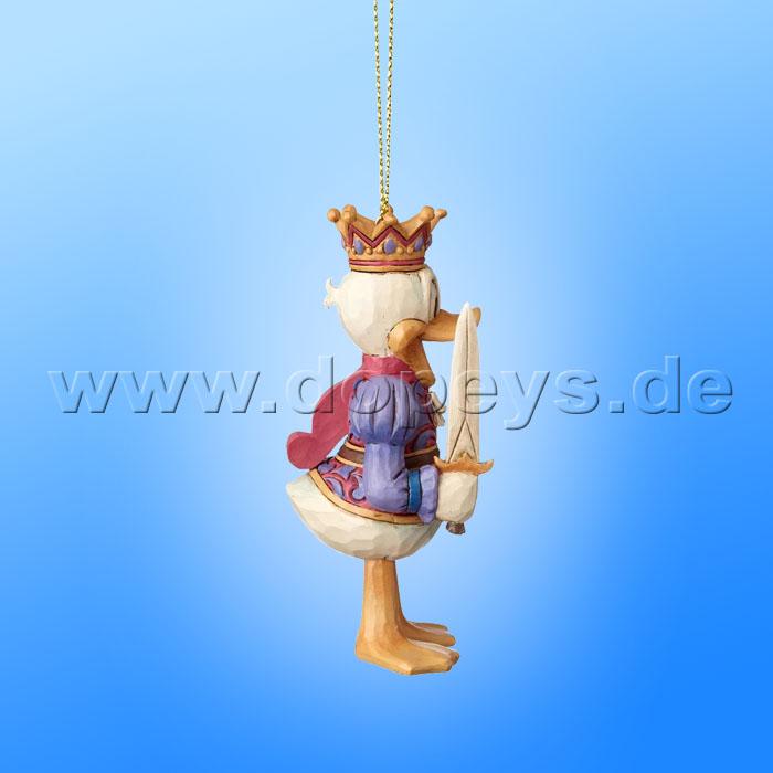Donald Duck Nutcracker JIM SHORE Hanging Ornament Enesco Disney A29383