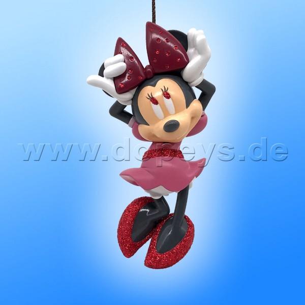 """Kurt S. Adler - Disney """"Minnie's Schleife"""" Minnie Maus - Weihnachtsbaumanhänger / Ornament DN32007"""