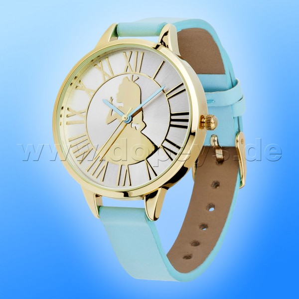 "Disney Armbanduhr ""Alice"" elegant hochwertige Sammleruhr"