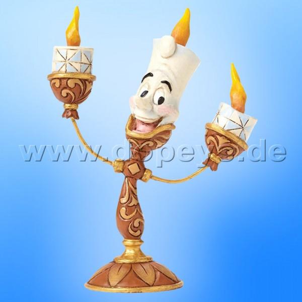 "Disney Traditions / Jim Shore Figur von Enesco. ""Ooh La La (Lumiere)"" 4049620."