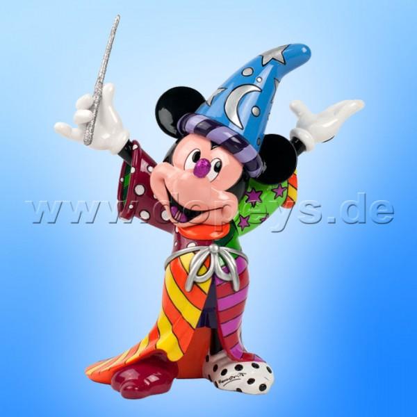 """Disney by Britto Figur von Enesco """"Mickey als Zauberer"""" 4030815"""