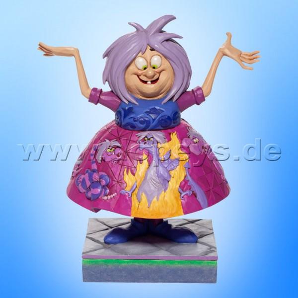 Disney Traditions - Madcap Metamorphosis (Madame Mim mit Lila-Drachen Szene) von Jim Shore 6007072