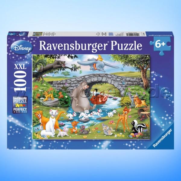 """Disney Puzzle """"Die Familie der Animal Friends"""" von Ravensburger 10947"""