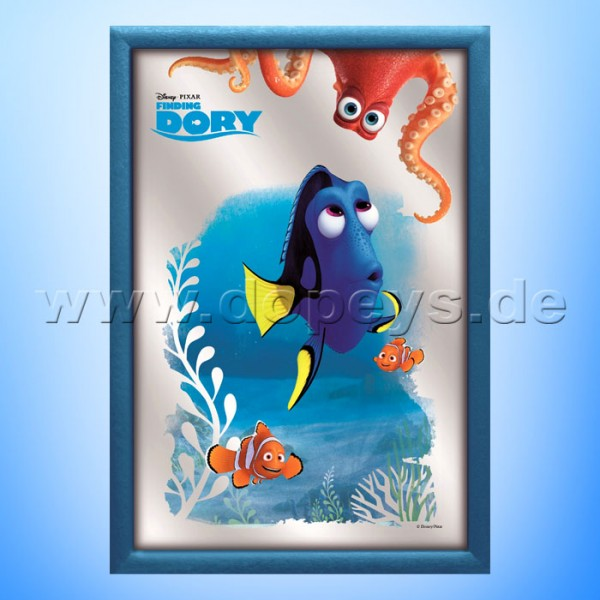 """Disney Wandspiegel / Motivspiegel - Findet Dorie """"Dorie & Hank"""" HN18160"""