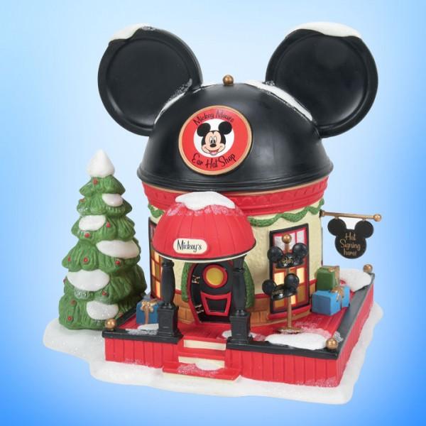 Disney Village - Mickey's Mickey-Maus-Ohren Shop beleuchtet 6007177