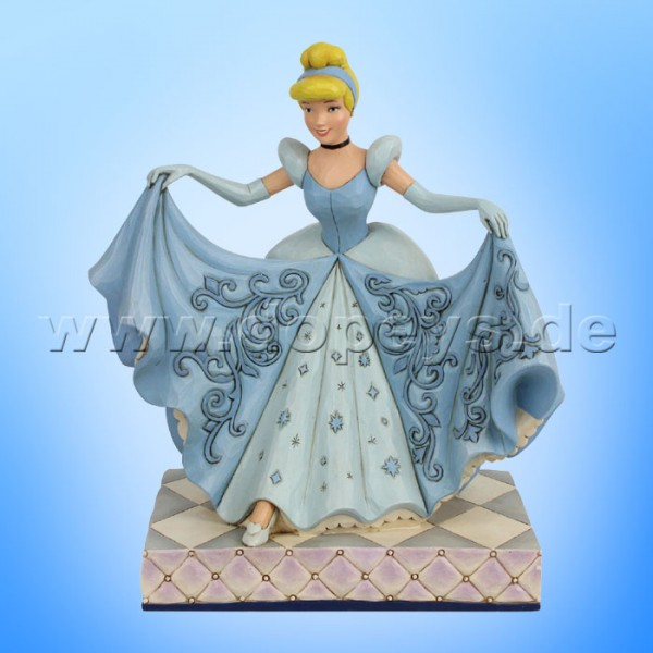Disney Traditions - A Wonderful Dream Come True (Cinderella Transformation) von Jim Shore 6007054