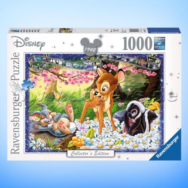 "Disney Puzzle Disney Momente ""Bambi"" von Ravensburger 19677"