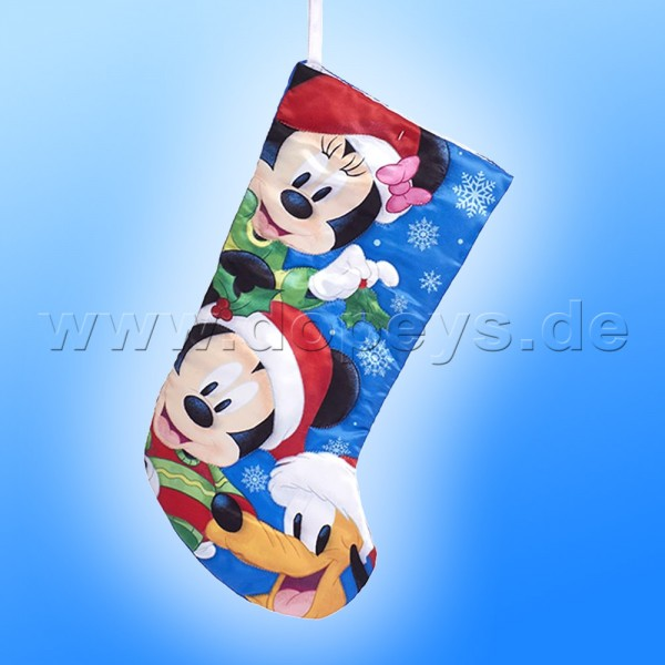 """Kurt S. Adler - Disney Weihnachtsstrumpf """"Mickey & Freunde"""" DN7171"""