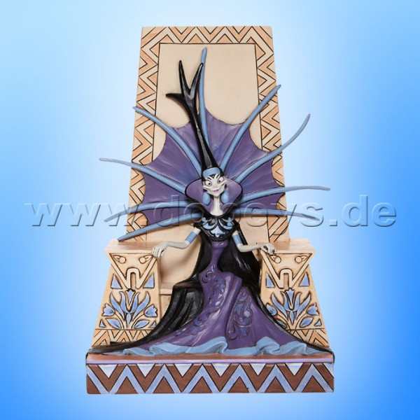 Disney Traditions - Emaciated Evil (Bösewicht Yzma) von Jim Shore 6008061