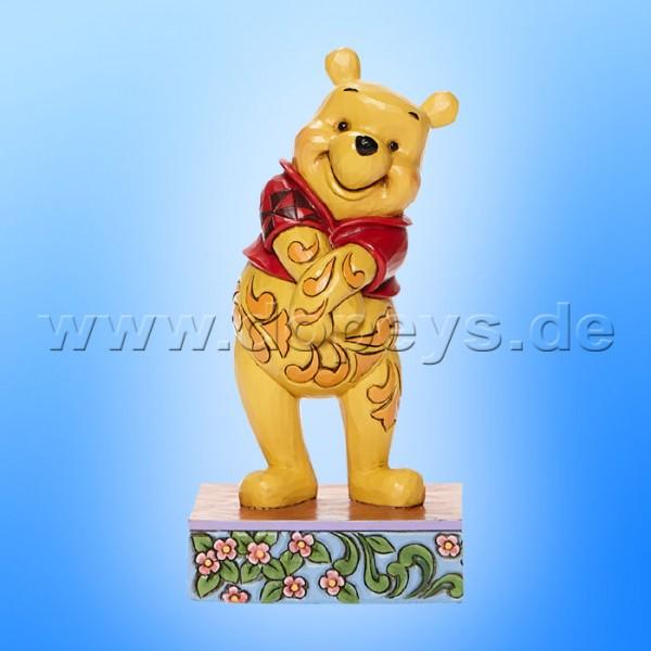 Disney Traditions - Beloved Bear (Winnie Puuh stehend Personality Pose) von Jim Shore 6008081