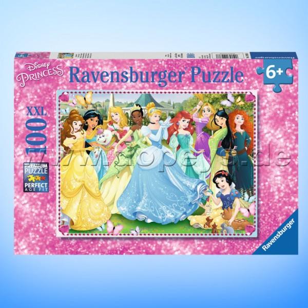 """Disney Puzzle """"Zauberhafte Prinzessinnen"""" von Ravensburger 10938"""