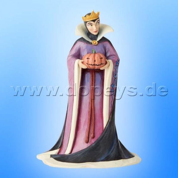Poison Pumpkin (Böse Königin Halloween) Figur von Disney Traditions / Jim Shore - Enesco 6002835
