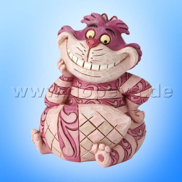 "Disney Traditions / Jim Shore figurine from Enesco ""Cheshire Cat Mini Figurine"" 4056745."