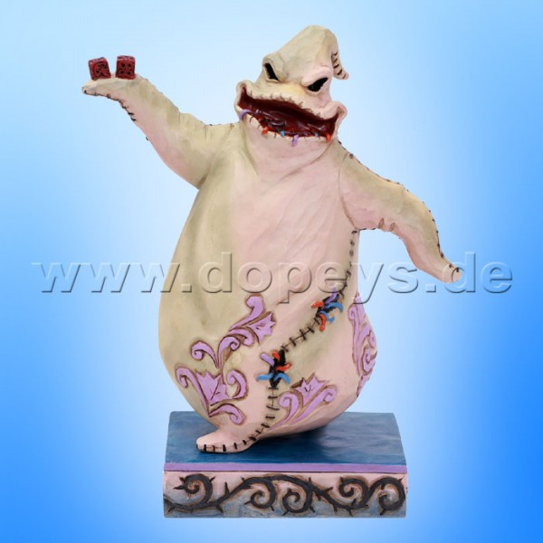 Disney Traditions - Gambling Ghoul (Oogie Boogie) von Jim Shore 6007074