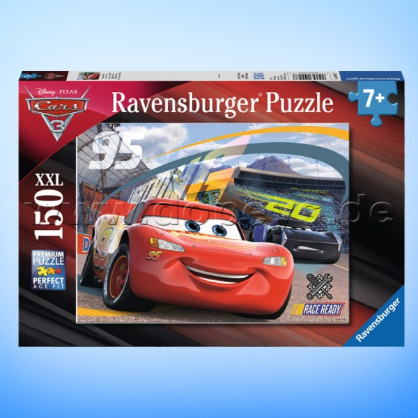 "Disney Puzzle Cars ""Rasantes Rennen"" von Ravensburger 10047"