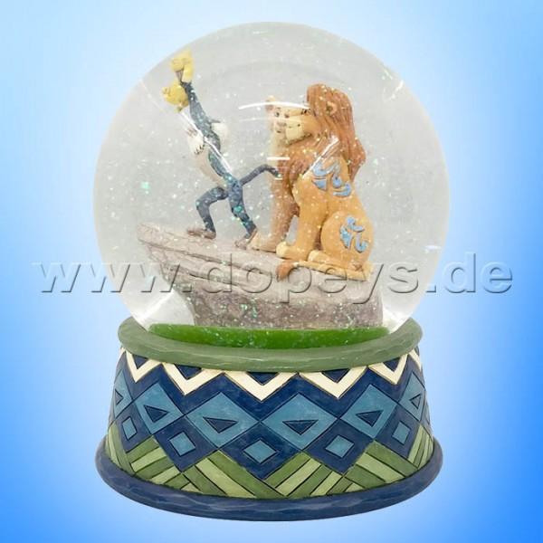 Disney Traditions - Der König der Löwen Schneekugel (150mm) von Jim Shore 6007083