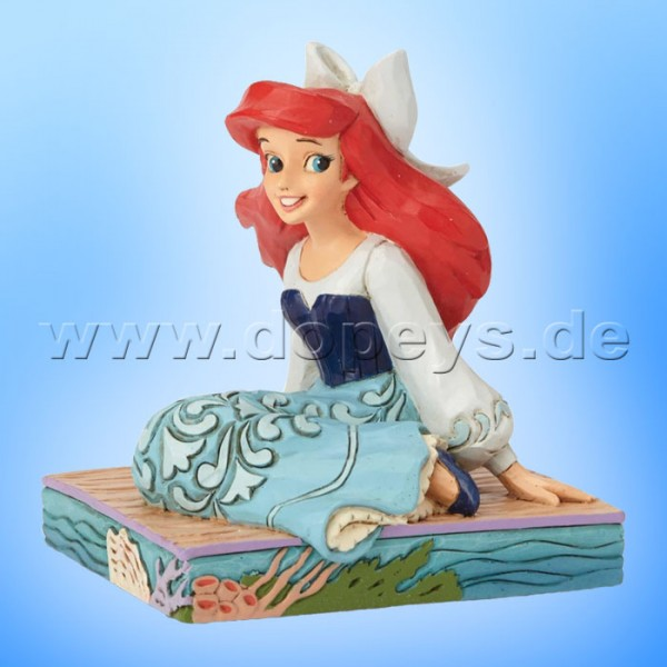 Be Bold (Arielle Personality Pose) Figur von Disney Traditions / Jim Shore - Enesco 6001277