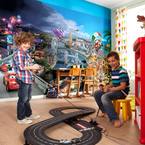 """Disney Fototapete """"Cars World"""""""