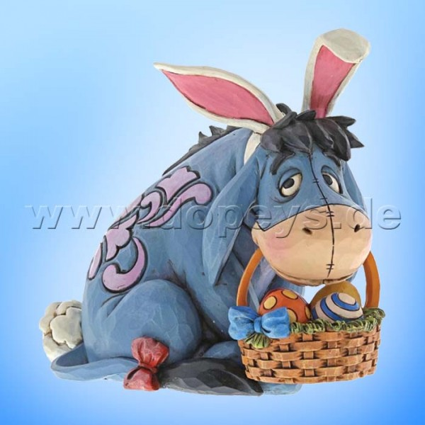 Eeyore Cottontail (I-Aah als Osterhase) Figur von Disney Traditions / Jim Shore - Enesco 6001284