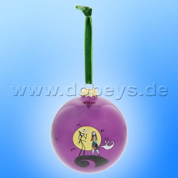 Disney Enchanting Collection - Festive Frights (Nightmare Before Christmas Weihnachtskugel / Glaskugel) A30115