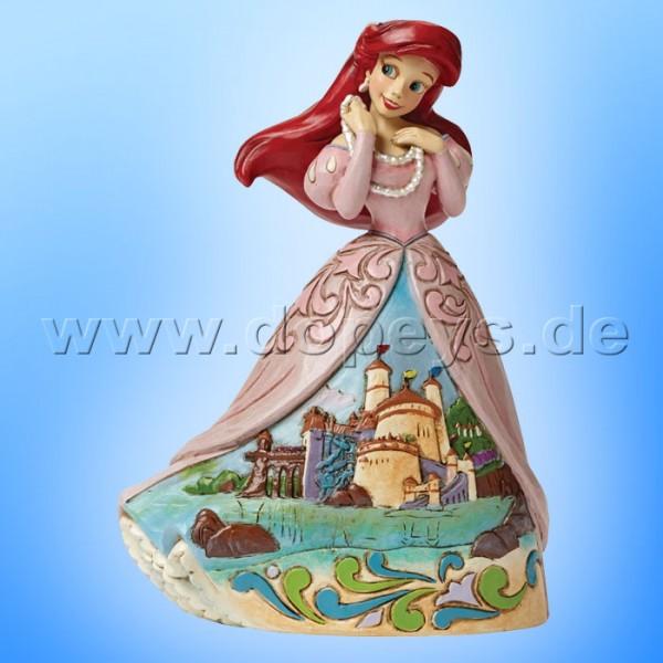 "Disney Traditions / Jim Shore Figur von Enesco. ""Sanctuary by the Sea (Arielle)"" 4045241."