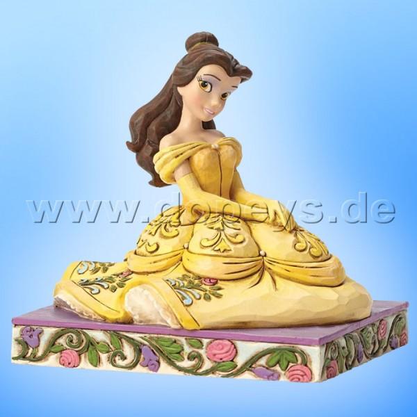 """Disney Traditions / Jim Shore Figur von Enesco """"Be Kind (Belle)"""" 4050410"""