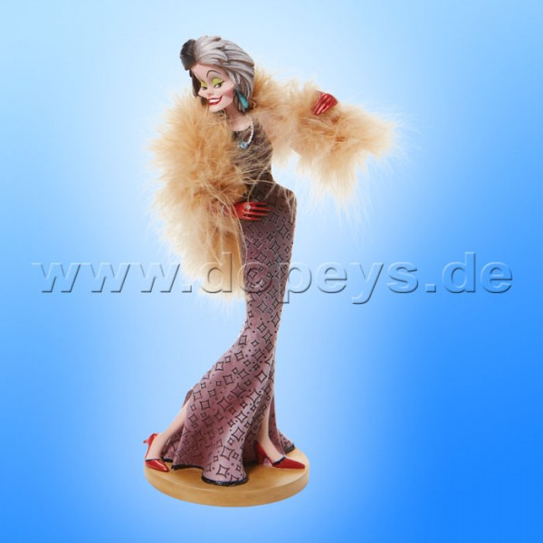 Disney Showcase Collection - Cruella De Vil Figur 6008693 Couture de Force