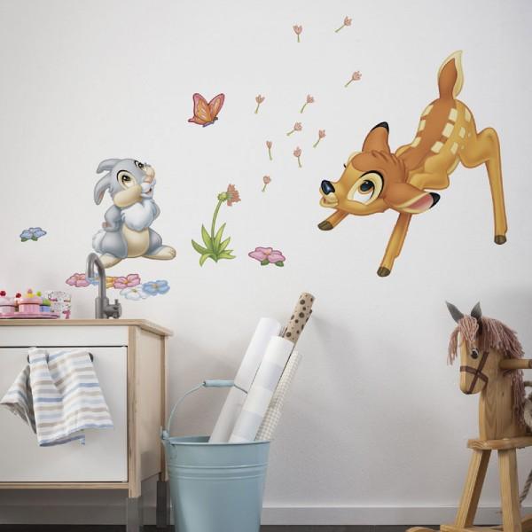 """Disney Wandsticker / Wandaufkleber """"Bambi"""""""