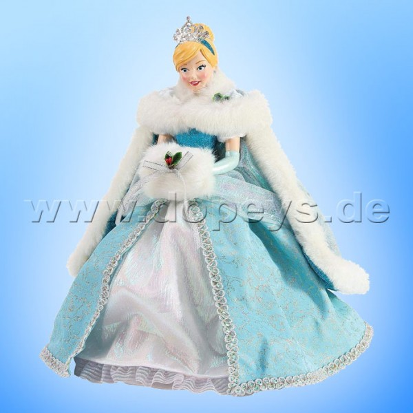 "Disney Possible Dreams von Enesco ""Cinderella"" Weihnachtsbaumspitze / Tree Topper 6004047"
