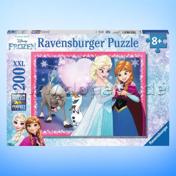"""Disney Puzzle Die Eiskönigin """"Geschwisterliebe"""" von Ravensburger 12826"""