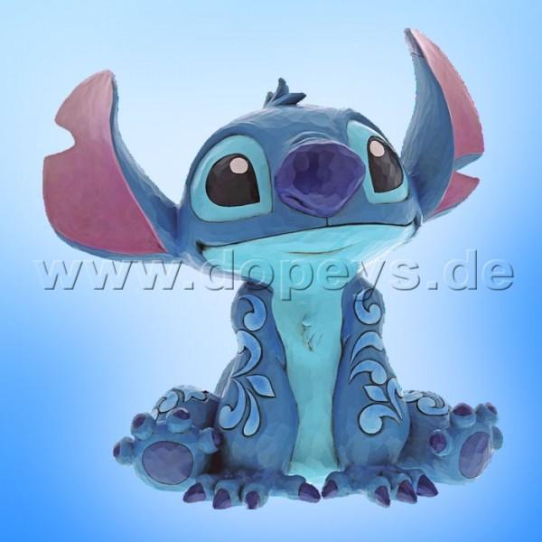 "Disney Traditions / Jim Shore Figur von Enesco ""Big Trouble (Stitch, sehr groß)"" 6000971"