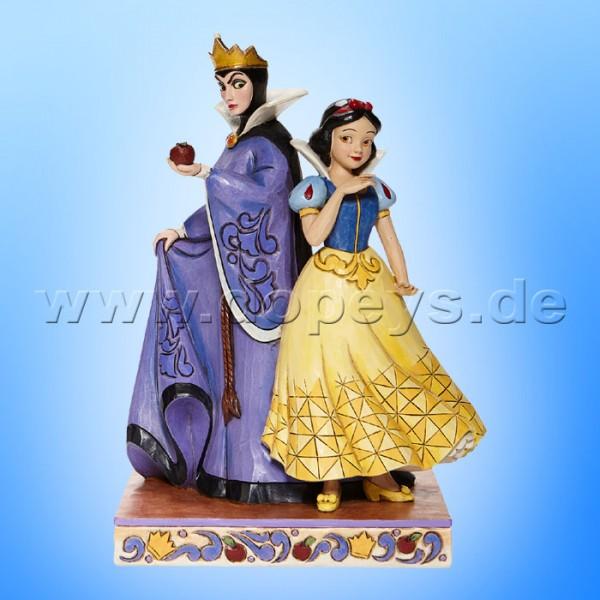 Disney Traditions - Evil and Innocence (Schneewittchen und böse Königin) von Jim Shore 6008067