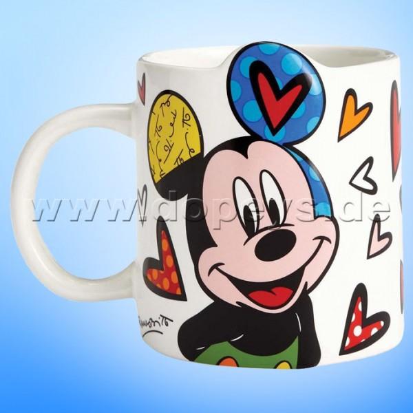 """Disney by Britto Tasse von Enesco """"Mickey Maus Kaffeebecher"""" 4057044."""