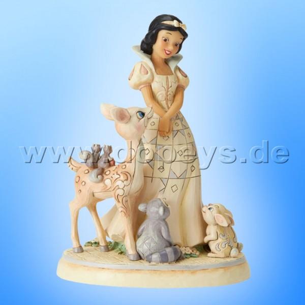 """Disney Traditions / Jim Shore Figur von Enesco """"Forest Friends (Schneewittchen)"""" 6000943"""