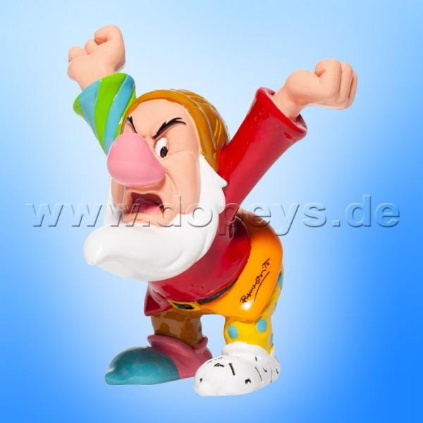 """Disney Figur - Mini """"Brummbär"""" 7 Zwerge von Romero Britto 6007102"""