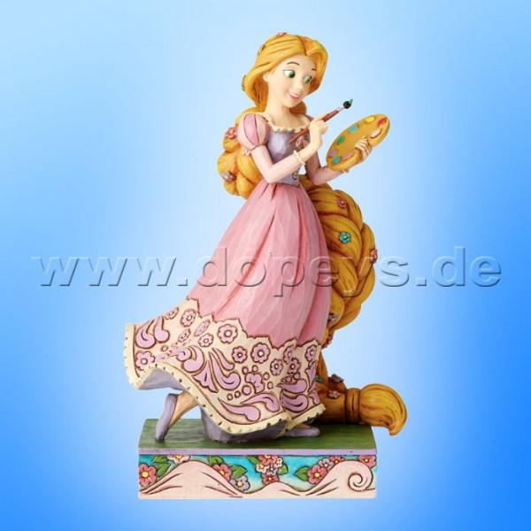 Adventurous Artist (Rapunzel Princess Passion) Figur von Disney Traditions / Jim Shore - Enesco 6002820
